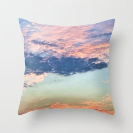 1588 Throw Pillow