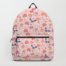 Kirby paradise Backpack