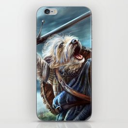 Bruno the Brave iPhone Skin