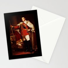 The King  |  Elvis Presley Stationery Cards