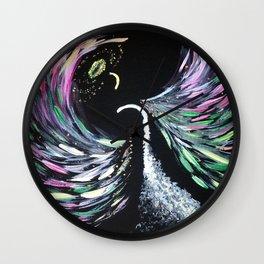 One Bright Angel Wall Clock