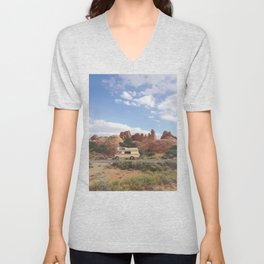 Rock Camper Unisex V-Neck