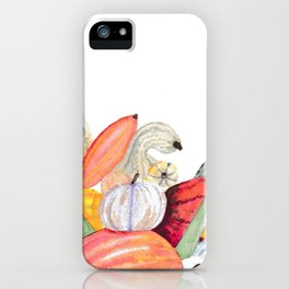 Gorgeous And Gourdy iPhone Case