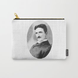 Nikola Tesla Carry-All Pouch