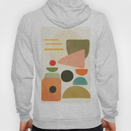 Modern Abstract Art 71 Hoody