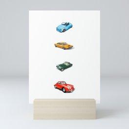 Oldtimers Mini Art Print