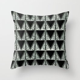 Fir Throw Pillow