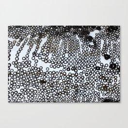 Snow Tires Canvas Print