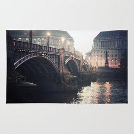 Evening Bridge Rug