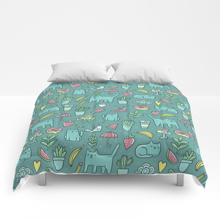 Things I love Comforters