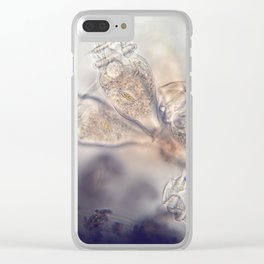 Epistylis Inspiration Clear iPhone Case