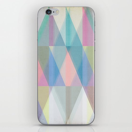 Nordic Combination 8 iPhone & iPod Skin