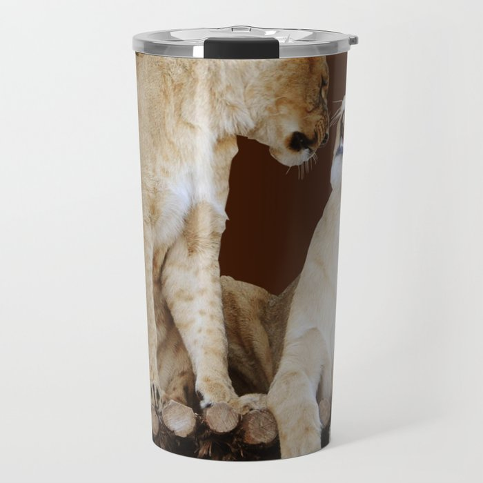 Oh No You Di' ent. Oh Yes I Did! Travel Mug