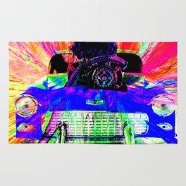 Rainbow Chaser Rug