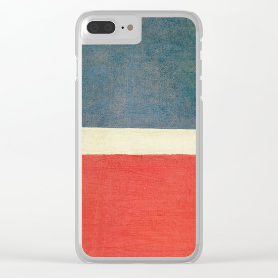 Frontiers Clear iPhone Case