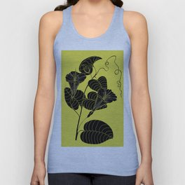 Bush Potato (Also known as Desert Yam) - Ipomoea costata Unisex Tank Top