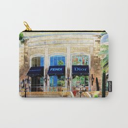 Fashion Vegas Style Carry-All Pouch