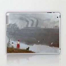 1920 - wind gambit Laptop & iPad Skin
