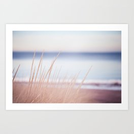 On Your Shore Art Print