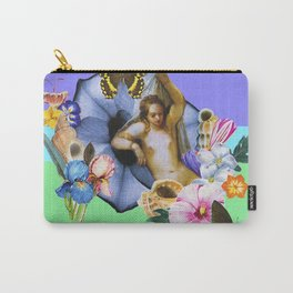 Aphrodite Colorblock Carry-All Pouch