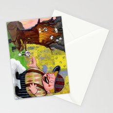 Heaven & Hell Print~! Stationery Cards