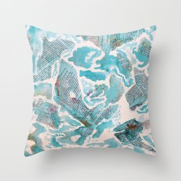 Juliet and Juliet Throw Pillow