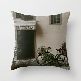 Trattoria Throw Pillow