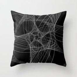 Galactic Star Throw Pillow