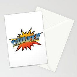 Thwaack!! Stationery Cards