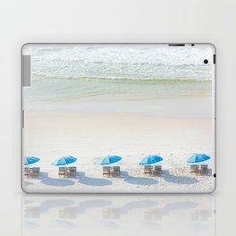 Mornings at the Beach Laptop & iPad Skin