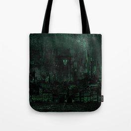 The Necropolis Tote Bag
