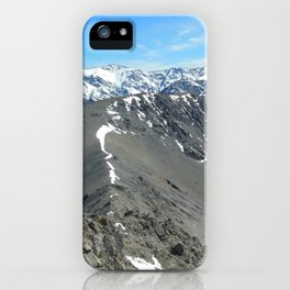 Where There Is No Path iPhone Case