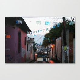 Chiapas Canvas Print
