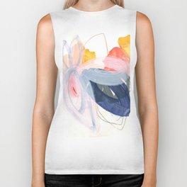 abstract painting XVII Biker Tank
