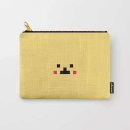 8-bit Pixel Pika Carry-All Pouch