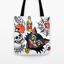 Lucky13 Tote Bag