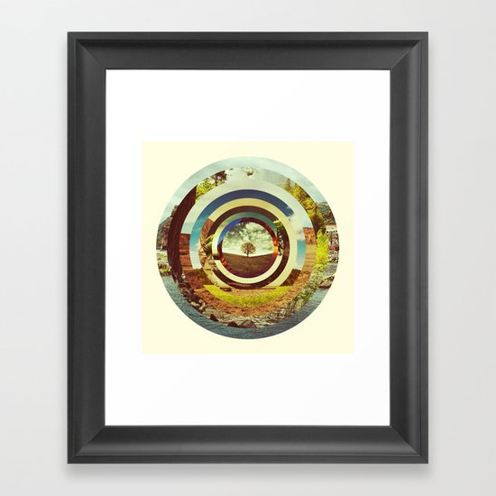Pandemonio Framed Art Print