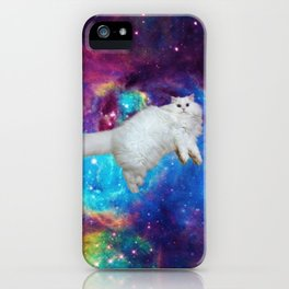Jon Galaxy iPhone Case