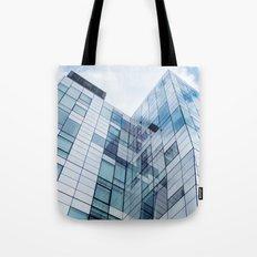 New York Building Tote Bag