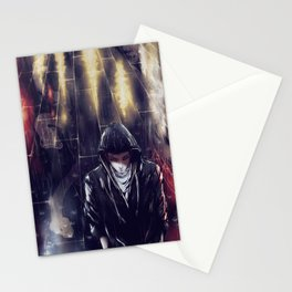 : BAD BLOOD REDUX : Stationery Cards