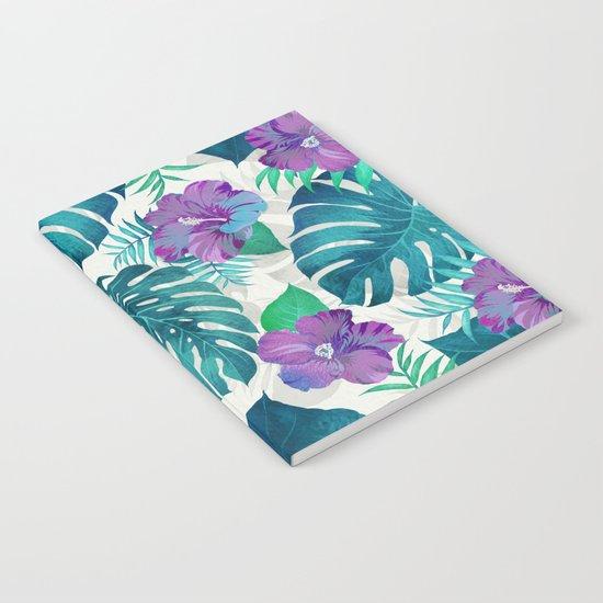 My Tropical Garden 20 Notebook