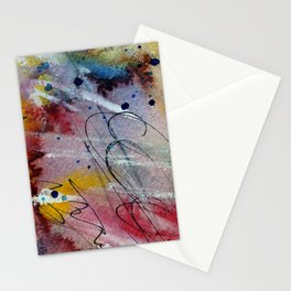 Moving Times II Stationery Cards