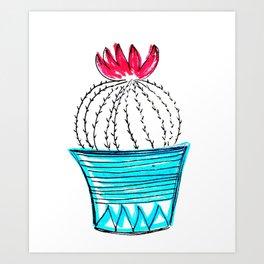 Cactus 94 Art Print