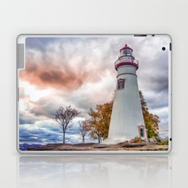 Marble-head Lighthouse Laptop & iPad Skin