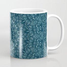 flowing lines pattern 3 Coffee Mug