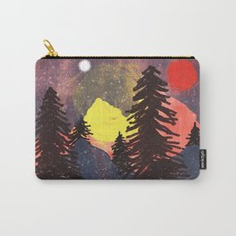 Lost in the Color Carry-All Pouch