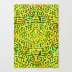 Mystic Labyrinth  Canvas Print
