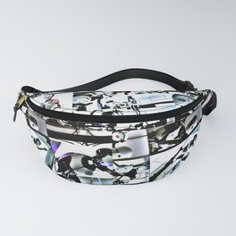 All Is Full Of Love Fanny Pack
