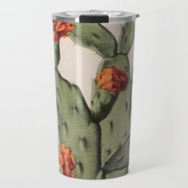 Botanical Cactus Travel Mug