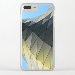 Imaginary Places VII Architectural Design Clear iPhone Case